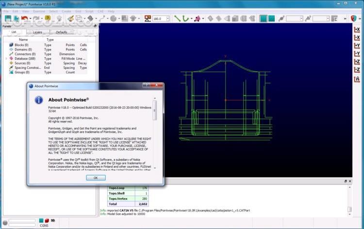 PointWise 18 3 R1 Win64 Linux64 Mac تصاویر نرم افزار  - سافت گذر