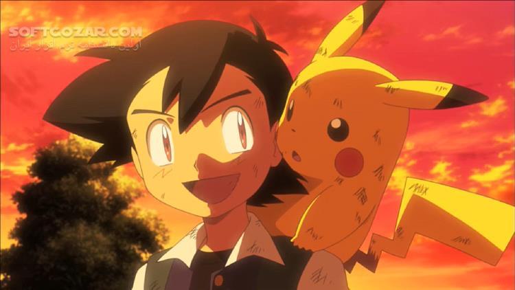 !Pokémon the Movie I Choose You تصاویر نرم افزار  - سافت گذر