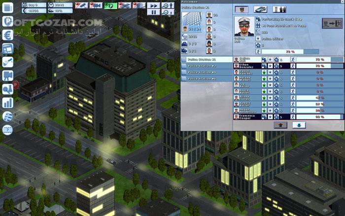 Police Simulator 2 تصاویر نرم افزار  - سافت گذر