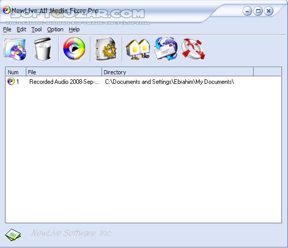 All Media Fixer Pro 2010 v9 11 Portable تصاویر نرم افزار  - سافت گذر