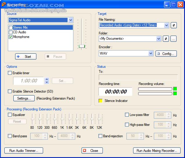 171Skin for JetAudio تصاویر نرم افزار  - سافت گذر