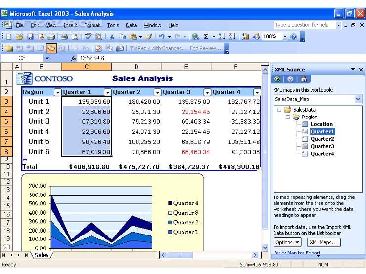 Portable Office 2003 SP3 تصاویر نرم افزار  - سافت گذر