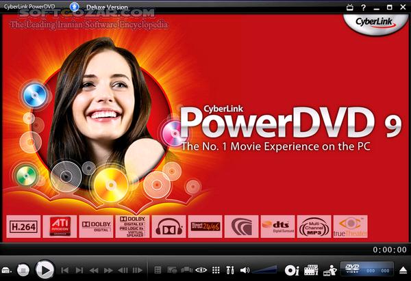 Portable CyberLink PowerDVD Ultra 11 0 2608 53 تصاویر نرم افزار  - سافت گذر