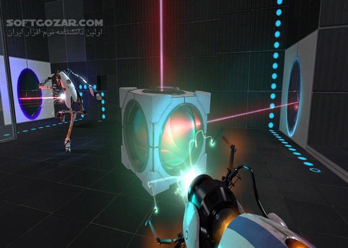 Portal 2 تصاویر نرم افزار  - سافت گذر