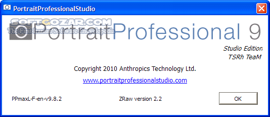 Portrait Professional Standart 15 7 3 Portable 15 4 1 تصاویر نرم افزار  - سافت گذر