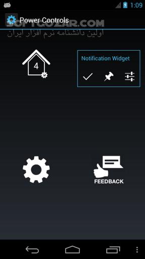 Power Toggles 6 0 4 for Android 4 1 تصاویر نرم افزار  - سافت گذر