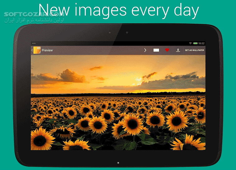 Premium Wallpapers HD 4k Premium 4 7 9 4 for Android 2 3 تصاویر نرم افزار  - سافت گذر