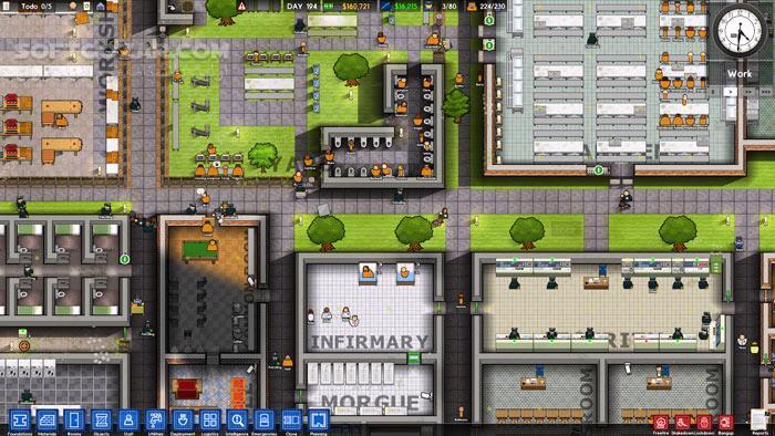 Prison Architect Second Chances تصاویر نرم افزار  - سافت گذر