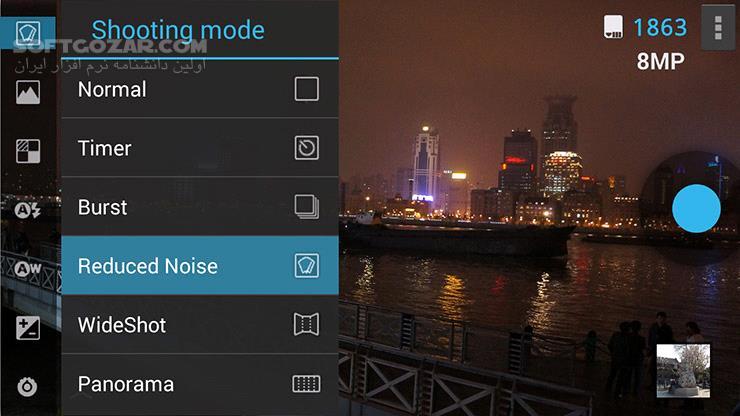 ProCapture 2 0 6 for Android تصاویر نرم افزار  - سافت گذر