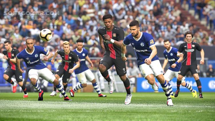 Pro Evolution Soccer 2019 تصاویر نرم افزار  - سافت گذر