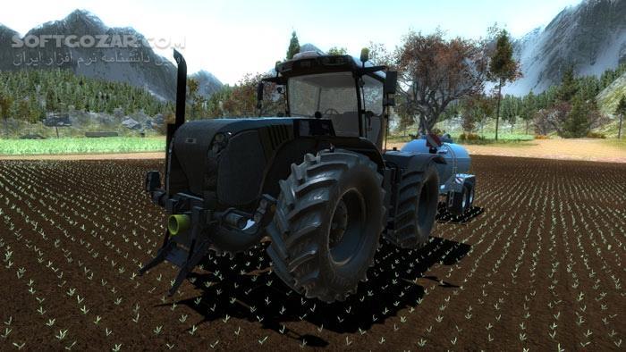 Professional Farmer 2017 Cattle and Cultivation تصاویر نرم افزار  - سافت گذر