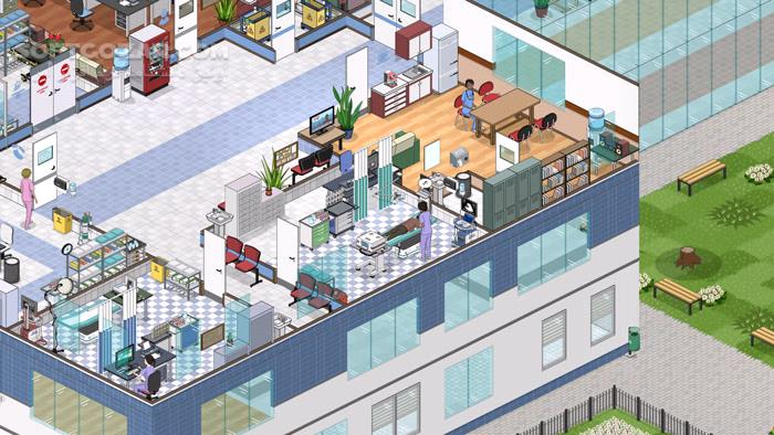 Project Hospital تصاویر نرم افزار  - سافت گذر