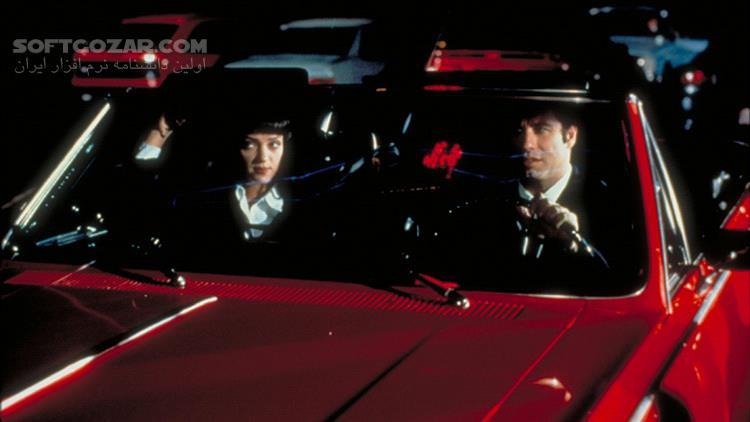 Pulp Fiction تصاویر نرم افزار  - سافت گذر