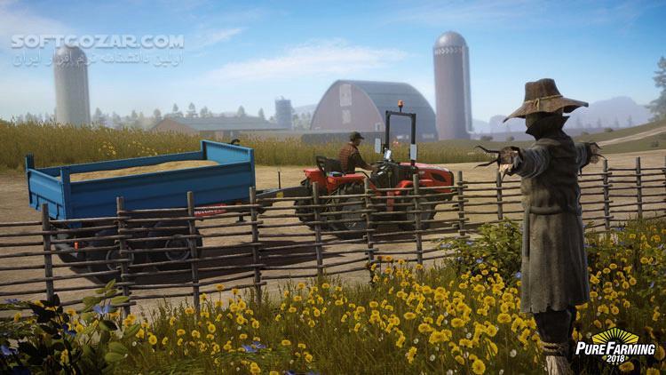 Pure Farming 2018 تصاویر نرم افزار  - سافت گذر
