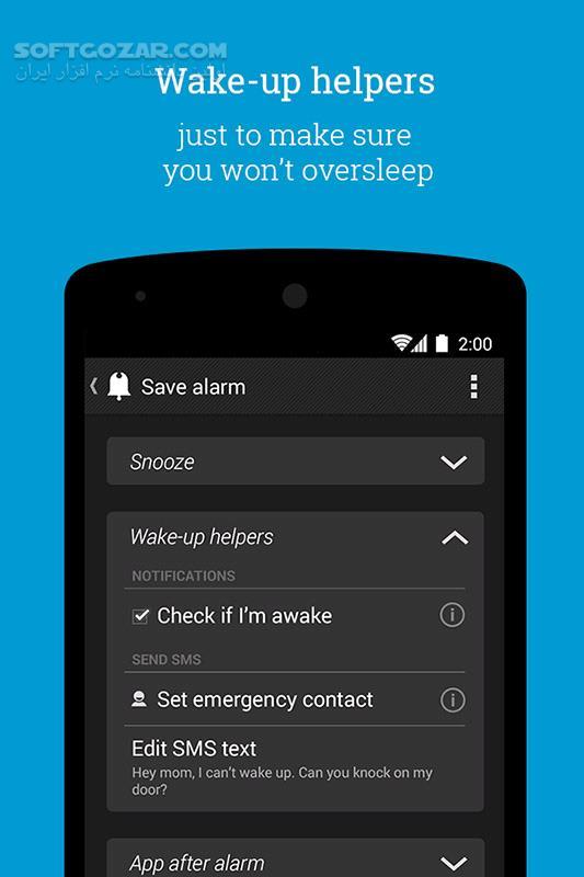 Puzzle Alarm Clock PRO 3 1 0 996 for Android 2 2 تصاویر نرم افزار  - سافت گذر