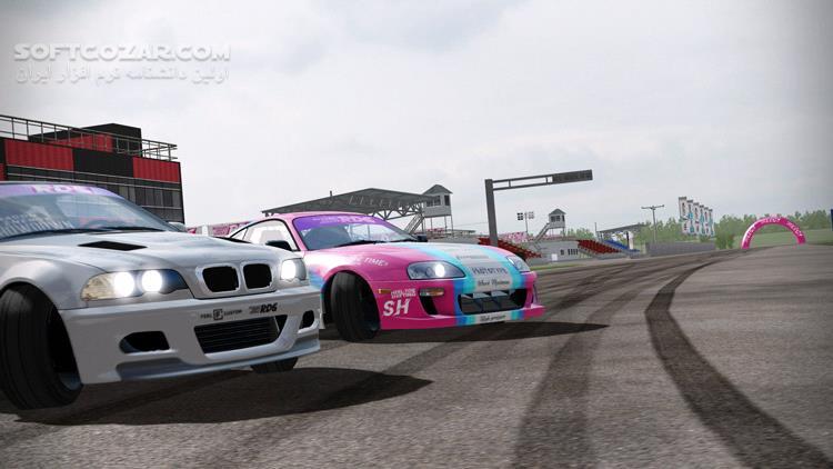RDS The Official Drift Videogame تصاویر نرم افزار  - سافت گذر
