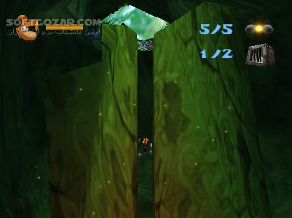 Rayman 2 The Great Escape تصاویر نرم افزار  - سافت گذر