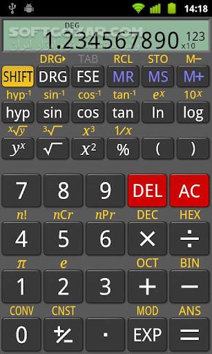 RealCalc Plus 2 3 1 Patched for Android 1 5 تصاویر نرم افزار  - سافت گذر