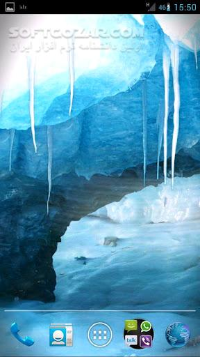 RealDepth Ice Cave 1 0 0 for Android تصاویر نرم افزار  - سافت گذر