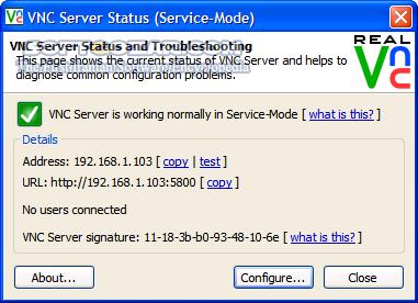 VNC Connect (RealVNC) Enterprise 6 4 1 Win 5 3 1 Mac تصاویر نرم افزار  - سافت گذر