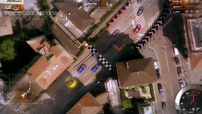 Real World Racing Miami تصاویر نرم افزار  - سافت گذر