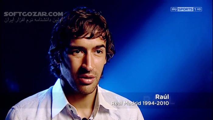 Real Madrid C F Documentary تصاویر نرم افزار  - سافت گذر