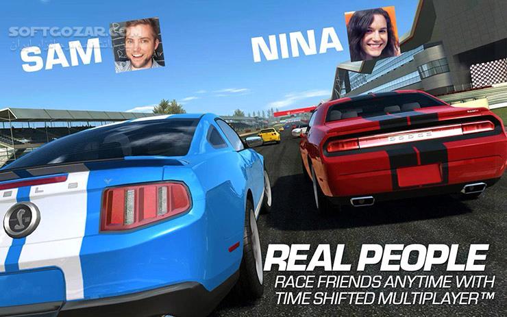 Real Racing 3 8 0 0 for Android 4 0 تصاویر نرم افزار  - سافت گذر