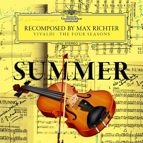 Recomposed by Max Richter Vivaldi The Four Seasons Summer تصاویر نرم افزار  - سافت گذر