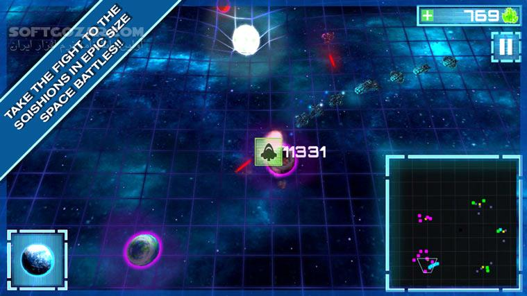 Relativity Wars A Science Space RTS تصاویر نرم افزار  - سافت گذر