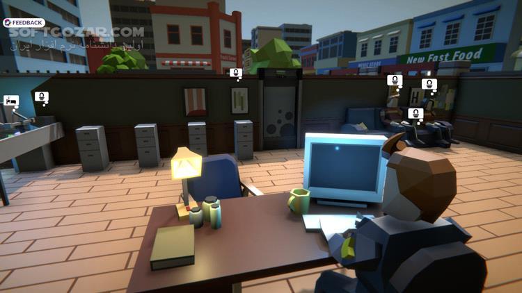 Rescue HQ The Tycoon تصاویر نرم افزار  - سافت گذر