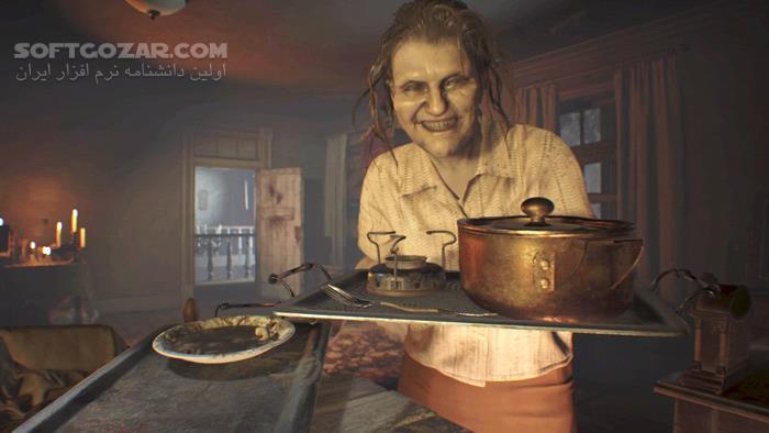 Resident Evil 7 Biohazard تصاویر نرم افزار  - سافت گذر