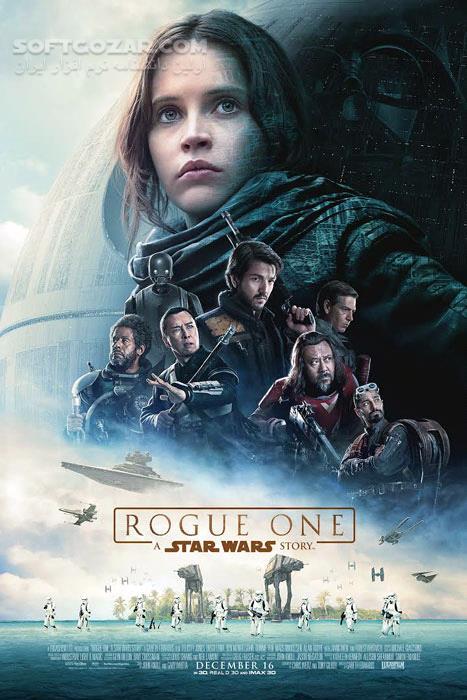 Rogue One A Star Wars Story تصاویر نرم افزار  - سافت گذر