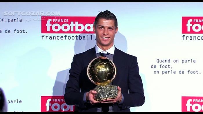 Cristiano Ronaldo Documentary تصاویر نرم افزار  - سافت گذر