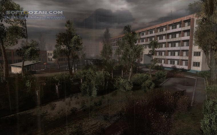 S T A L K E R Call of Pripyat 1 6 02 تصاویر نرم افزار  - سافت گذر