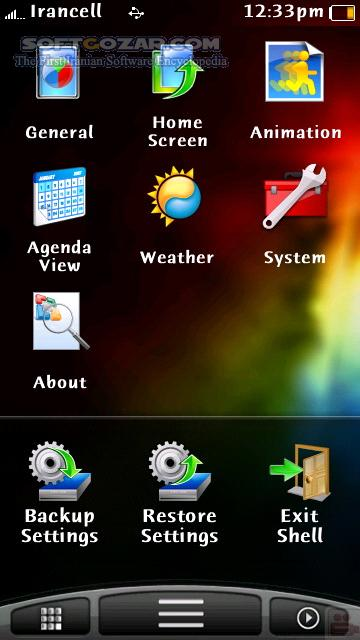 SPB Mobile Shell 3 7 1 Build 635 تصاویر نرم افزار  - سافت گذر