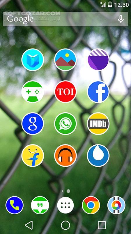 Samrio UI 1 0 4 for Android 4 1 تصاویر نرم افزار  - سافت گذر