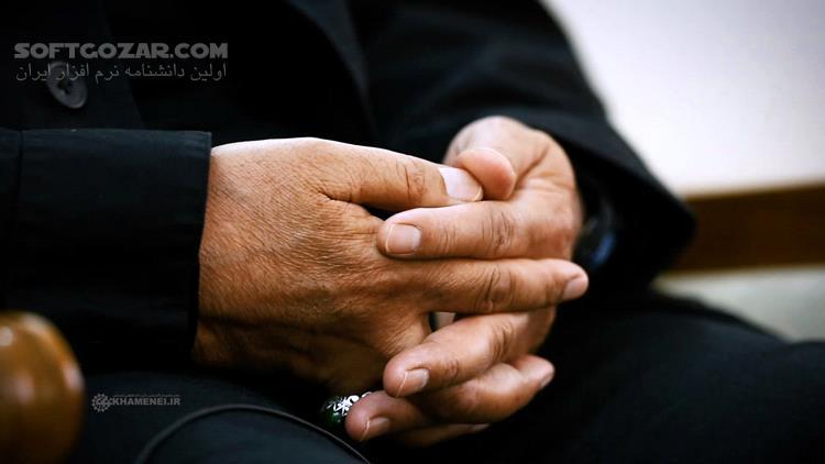 فیلم کامل نخستین مصاحبه مطبوعاتی سردار سرلشکر حاج قاسم سلیمانی تصاویر نرم افزار  - سافت گذر