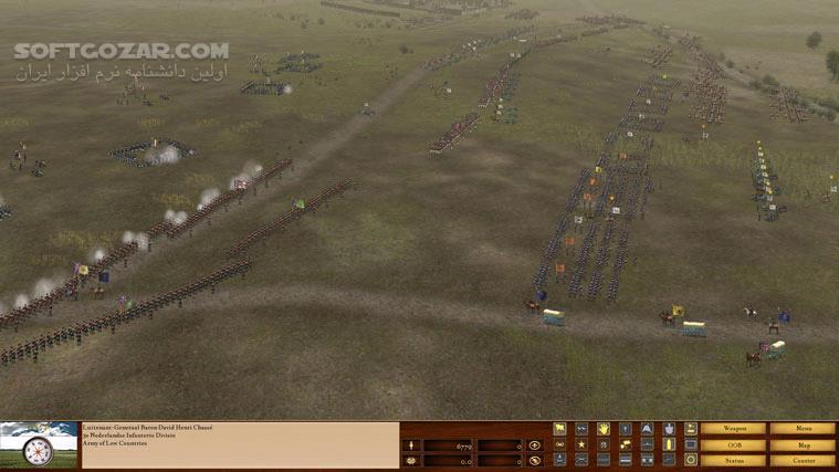 Scourge of War Wavre تصاویر نرم افزار  - سافت گذر