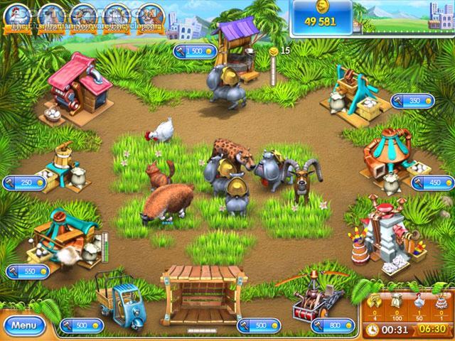 Farm Frenzy 3 تصاویر نرم افزار  - سافت گذر