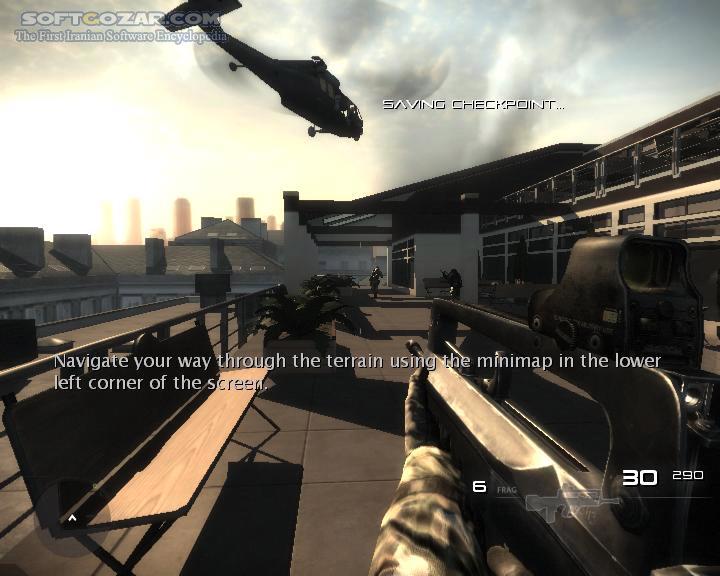 Code Of Honor 3 Desperate Measures تصاویر نرم افزار  - سافت گذر