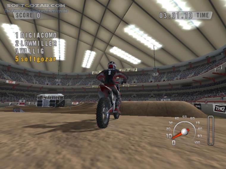 Portable MX vs ATV Unleashed تصاویر نرم افزار  - سافت گذر