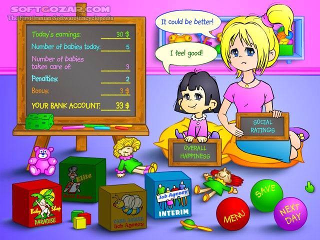 Kindergarten تصاویر نرم افزار  - سافت گذر