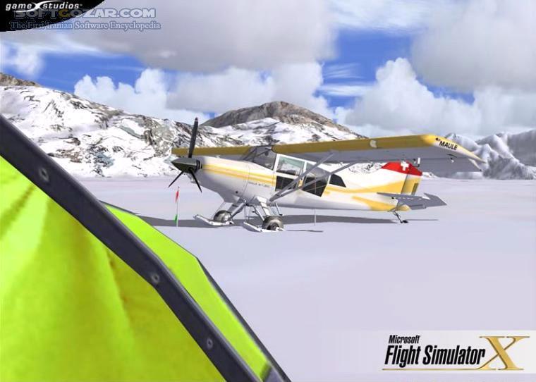 Microsoft Flight Simulator X Acceleration Expansion تصاویر نرم افزار  - سافت گذر