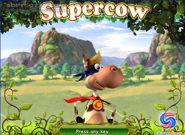 Supercow تصاویر نرم افزار  - سافت گذر