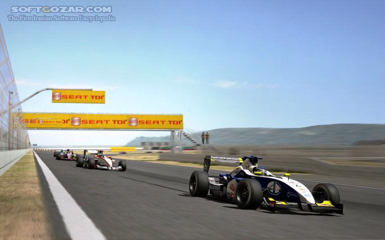 Race On تصاویر نرم افزار  - سافت گذر