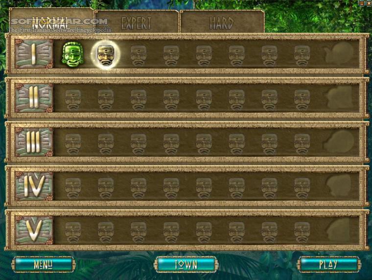 The Treasures of Montezuma 2 تصاویر نرم افزار  - سافت گذر