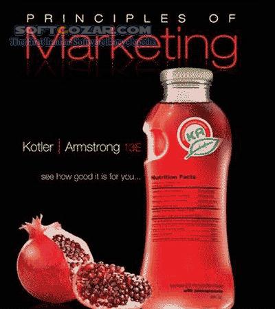 Principles of Marketing 15th Edition تصاویر نرم افزار  - سافت گذر