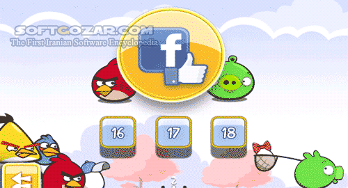 Angry Birds All Release Update 11 02 98 for Android تصاویر نرم افزار  - سافت گذر