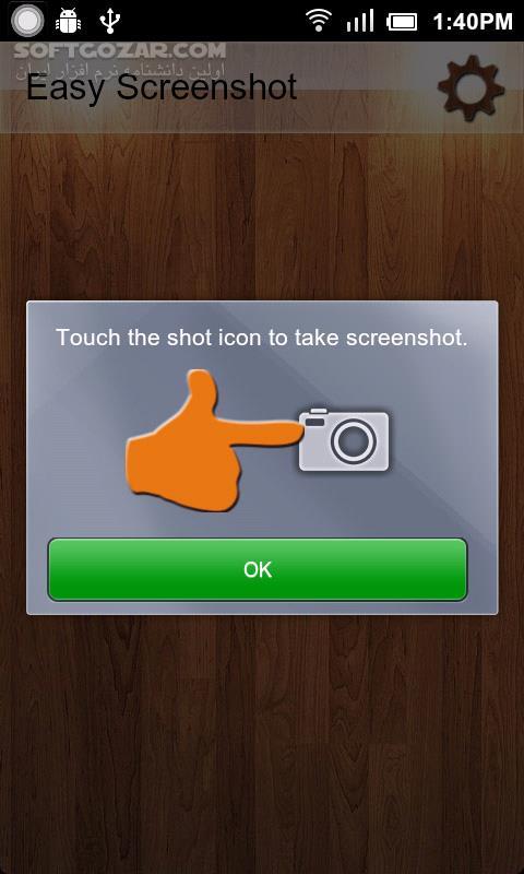 Screenshot Pro 2 0 18 for Android تصاویر نرم افزار  - سافت گذر