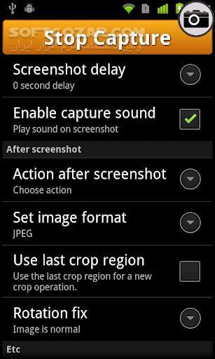 Screenshot UX 1 7 8 for Android تصاویر نرم افزار  - سافت گذر